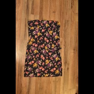 Floral Bodycon Dress | Vintage